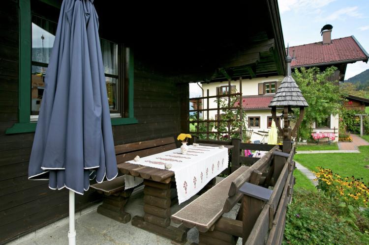 VakantiehuisOostenrijk - Salzburgerland: Chalet Madreit  [16]