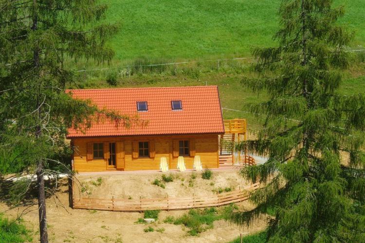 VakantiehuisOostenrijk - Karinthië: Almhütte Karawankenpanorama  [2]