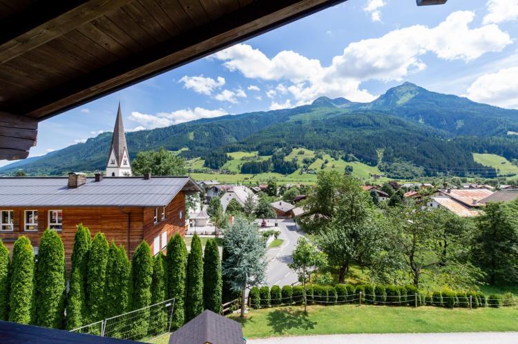 FerienhausÖsterreich - Salzburgerland: Dorfblick Bramberg  [8]