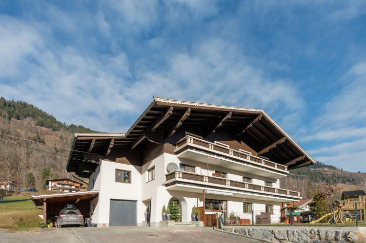 FerienhausÖsterreich - Salzburgerland: Dorfblick Bramberg  [7]