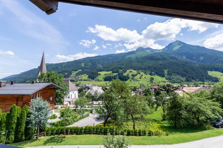 FerienhausÖsterreich - Salzburgerland: Dorfblick Bramberg  [9]