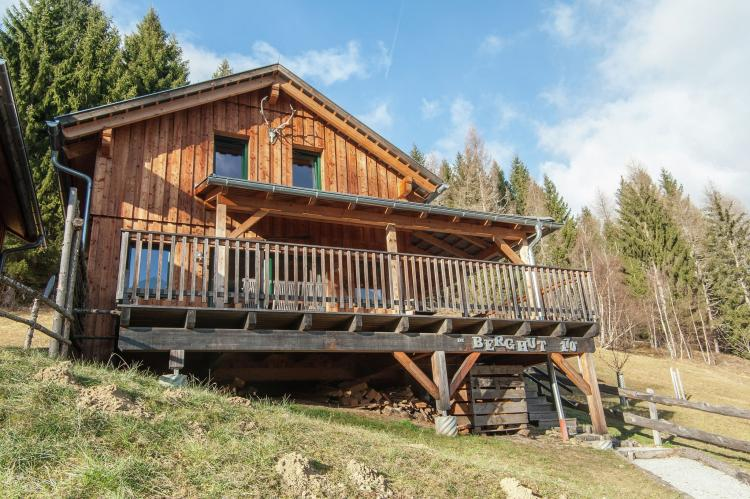 VakantiehuisOostenrijk - Steiermark: De Berghut  [1]