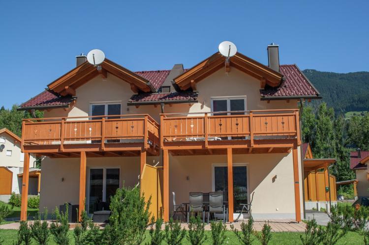 VakantiehuisOostenrijk - Karinthië: Chalet KIPAJI 1  [1]