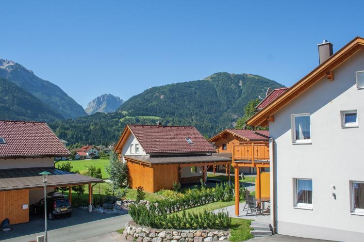 VakantiehuisOostenrijk - Karinthië: Chalet KIPAJI 1  [5]