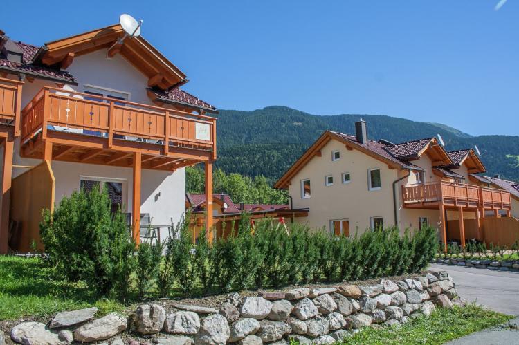 VakantiehuisOostenrijk - Karinthië: Chalet KIPAJI 1  [3]