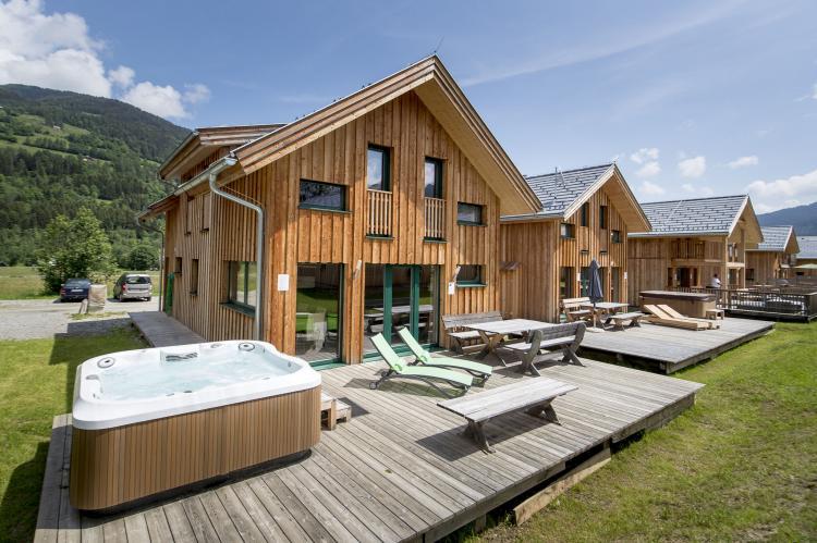 VakantiehuisOostenrijk - Steiermark: Chalet Sonneck  [1]