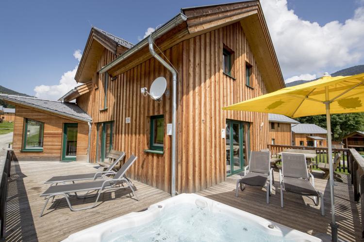 VakantiehuisOostenrijk - Steiermark: Chalet Sonneck  [22]