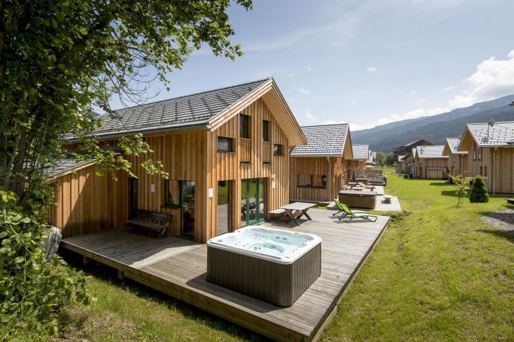 VakantiehuisOostenrijk - Steiermark: Chalet Sonneck  [2]