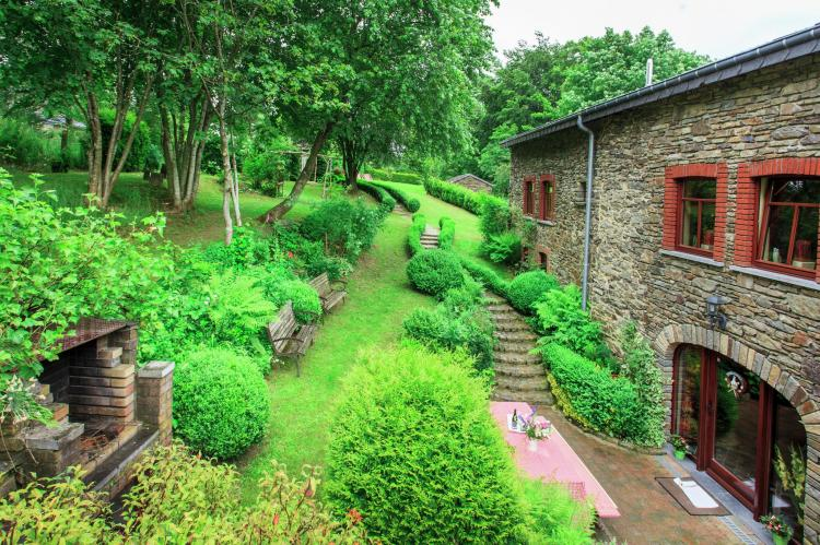 Holiday homeBelgium - Luxembourg: Les Jardins  [3]