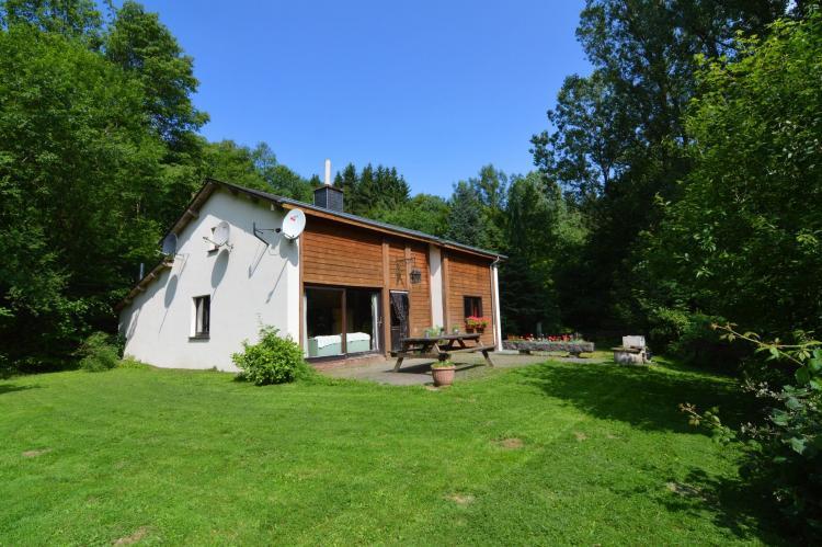 Holiday homeBelgium - Luxembourg: Le Martin Pêcheur  [1]