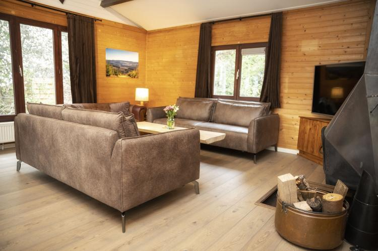 VakantiehuisBelgië - Ardennen, Luxemburg: Chalet Jagershof  [8]