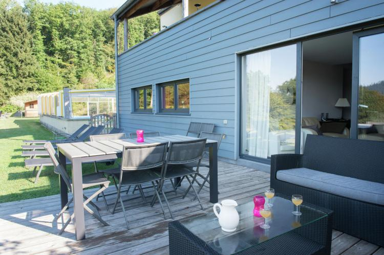 Holiday homeBelgium - Luik: La Villa Coocoon  [34]
