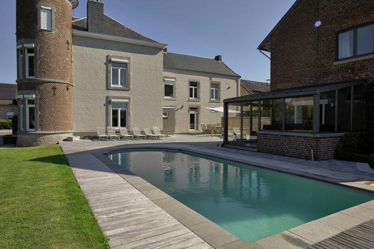 VakantiehuisBelgië - Ardennen, Luik: Château Froidthier  [5]