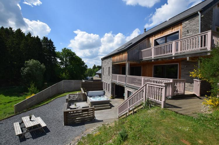 Holiday homeBelgium - Luxembourg: Le Lodge à 8 Brins  [8]