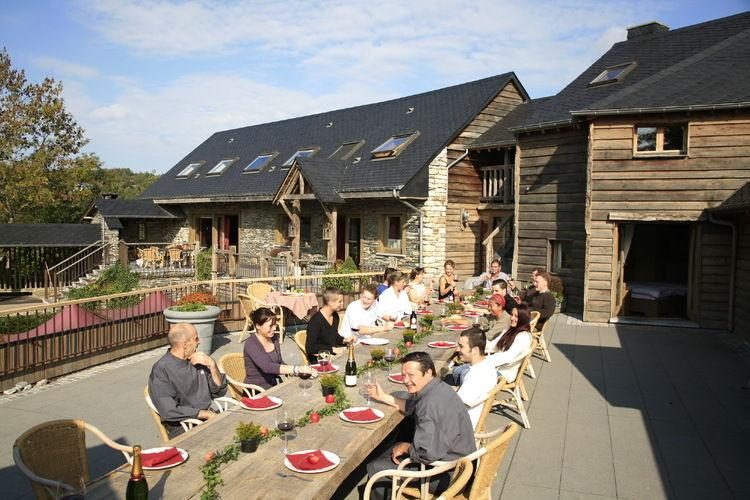 VakantiehuisBelgië - Ardennen, Luxemburg: Le Lodge des Contes  [3]