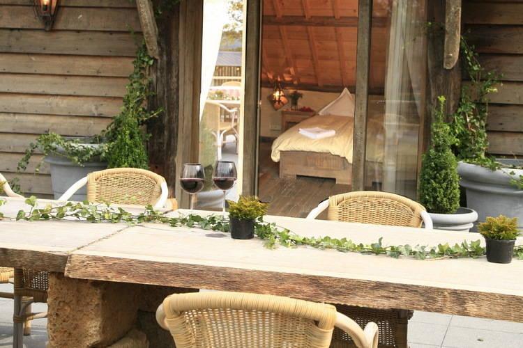 VakantiehuisBelgië - Ardennen, Luxemburg: Le Lodge des Contes  [14]