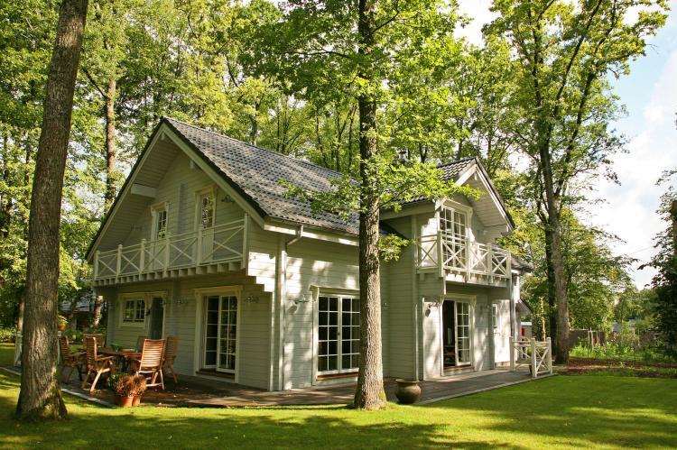 VakantiehuisBelgië - Ardennen, Luxemburg: Chalet Bomal  [1]