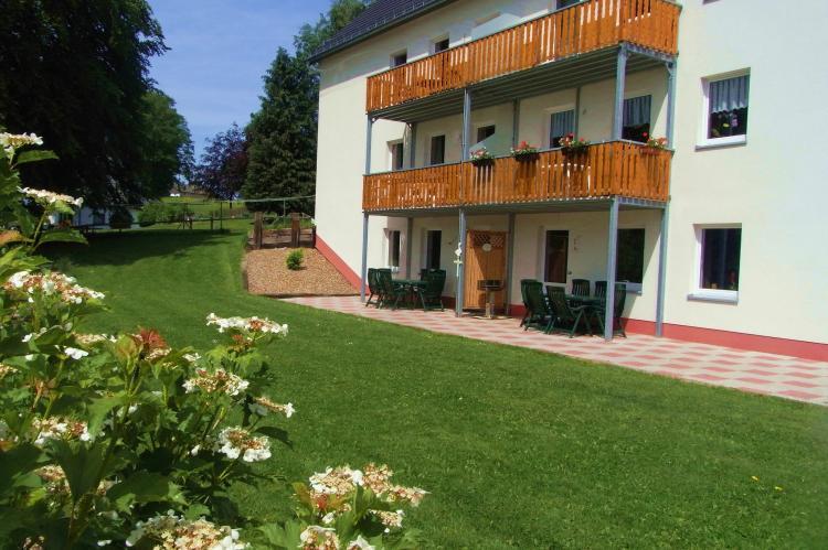Holiday homeBelgium - Luik: Residenz Zur Buchenallee  [1]