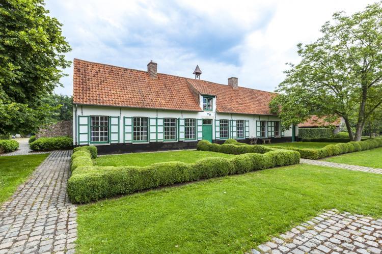 Holiday homeBelgium - West Flanders: Goed van den Bogaerde  [1]