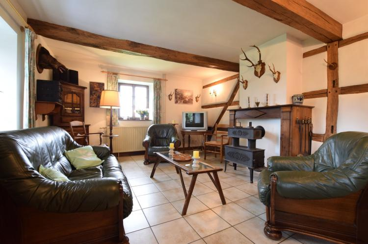 VakantiehuisBelgië - Ardennen, Luxemburg: La Maison du Druide  [7]