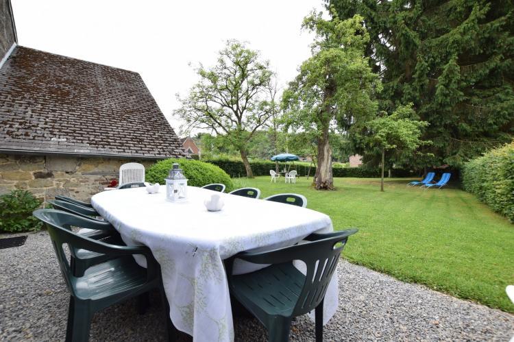 VakantiehuisBelgië - Ardennen, Luxemburg: La Maison du Druide  [28]