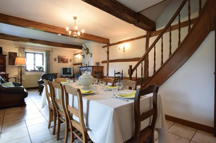 Holiday homeBelgium - Luxembourg: La Maison du Druide  [16]