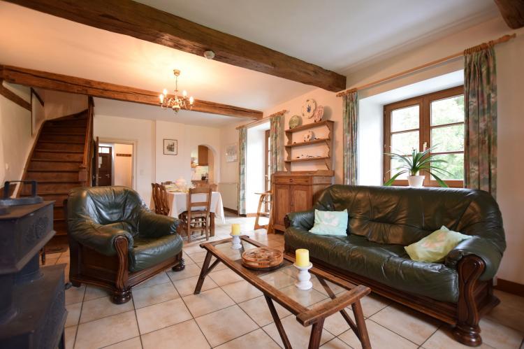VakantiehuisBelgië - Ardennen, Luxemburg: La Maison du Druide  [8]