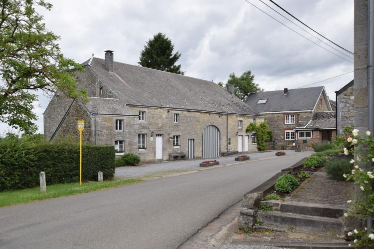 VakantiehuisBelgië - Ardennen, Luxemburg: La Maison du Druide  [1]