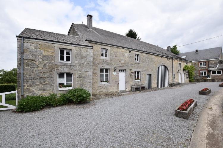 VakantiehuisBelgië - Ardennen, Luxemburg: La Maison du Druide  [2]