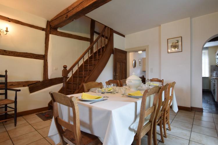 VakantiehuisBelgië - Ardennen, Luxemburg: La Maison du Druide  [13]