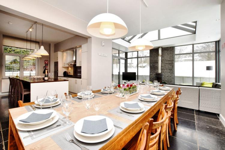 Holiday homeBelgium - Luxembourg: Villa Courtil  [9]