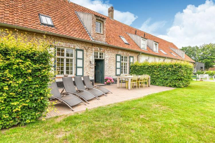 Holiday homeBelgium - : De Swaenhoeck  [1]
