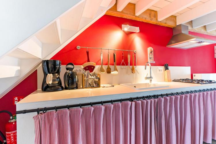 Holiday homeBelgium - West Flanders: Bakkershuys  [5]