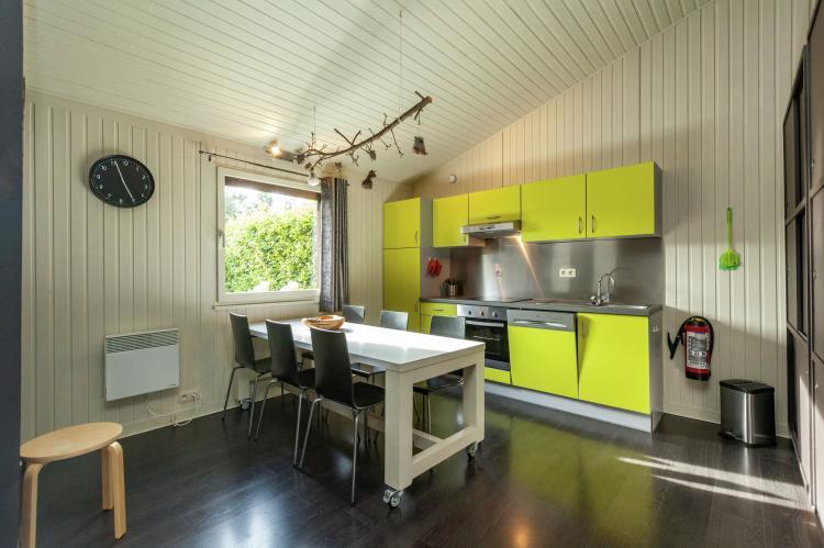 Holiday homeBelgium - Luik: Chalet Vert  [2]