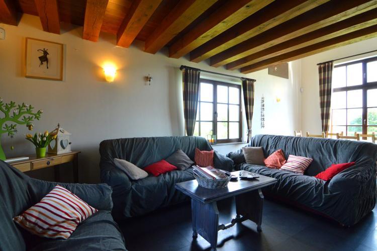 VakantiehuisBelgië - Ardennen, Luxemburg: Au pied du grand chêne  [7]