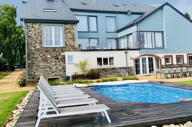 Holiday homeBelgium - Luxembourg: La Maison d'Helene  [1]