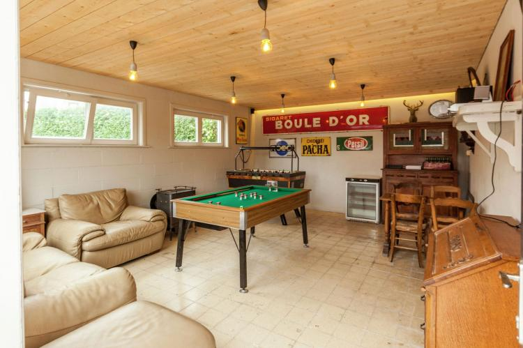 Holiday homeBelgium - West Flanders: Villa Arthur  [27]