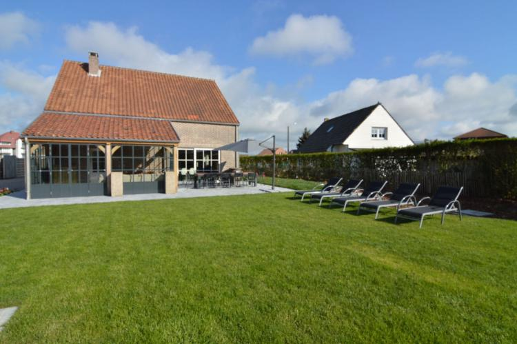 Holiday homeBelgium - West Flanders: Villa Arthur  [1]