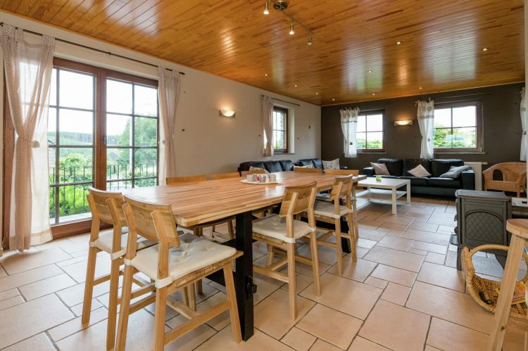 VakantiehuisBelgië - Ardennen, Luxemburg: A la Clairette  [8]
