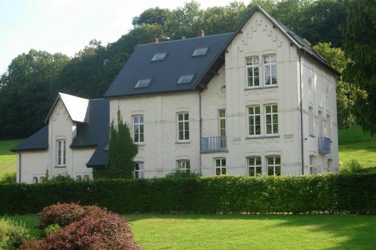 VakantiehuisBelgië - Ardennen, Henegouwen: Le Manoir d'Ostenne  [1]