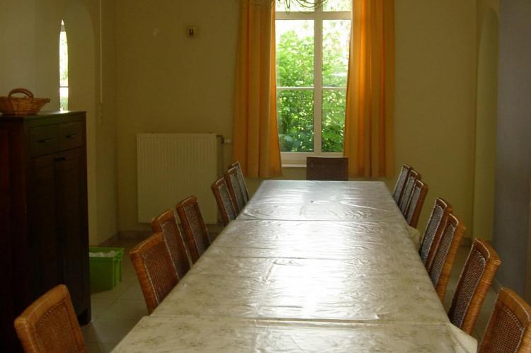 VakantiehuisBelgië - Ardennen, Henegouwen: Le Manoir d'Ostenne  [5]
