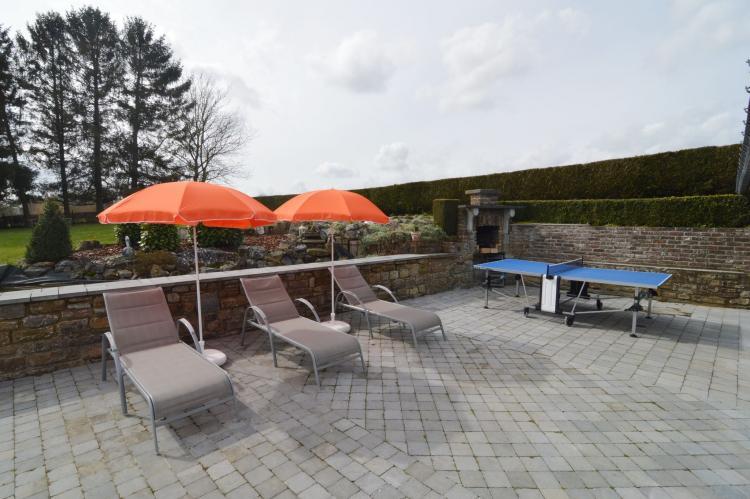 VakantiehuisBelgië - Ardennen, Namen: La Maison à la Piscine  [28]