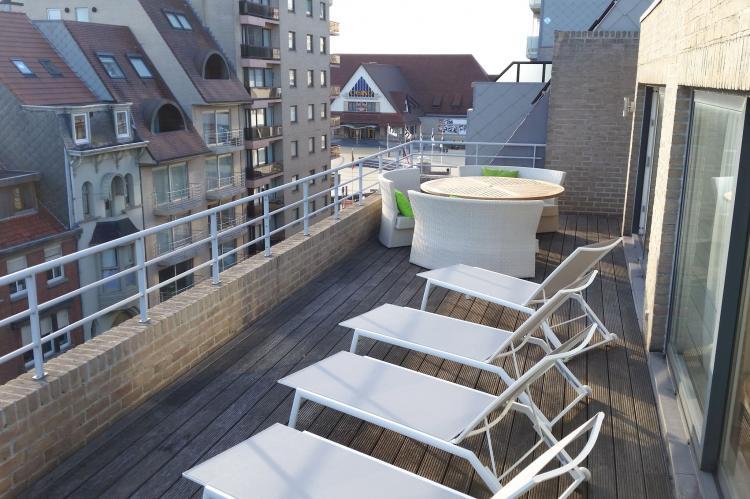 VakantiehuisBelgië - West-Vlaanderen: Penthouse Margaux  [19]