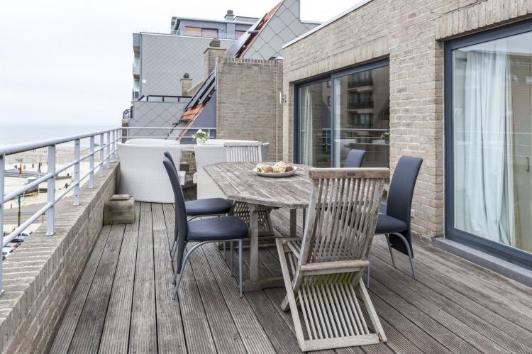 VakantiehuisBelgië - West-Vlaanderen: Penthouse Margaux  [17]