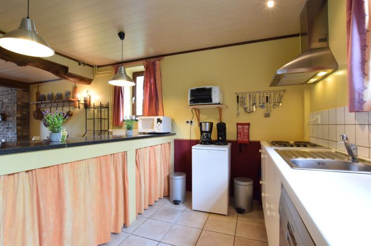 VakantiehuisBelgië - Ardennen, Luxemburg: La Grange  [15]