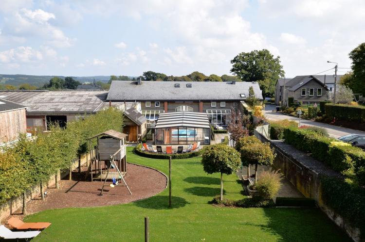VakantiehuisBelgië - Ardennen, Luxemburg: Le Petit Baigneur  [1]