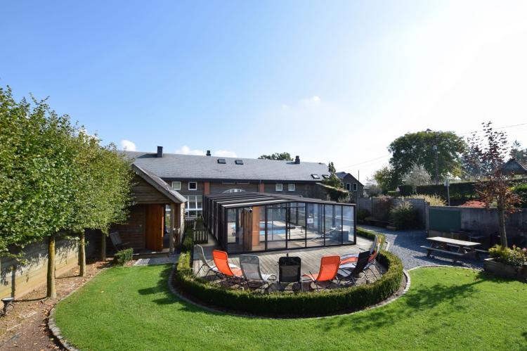 FerienhausBelgien - Ardennen, Luxemburg: Le Petit Baigneur  [1]