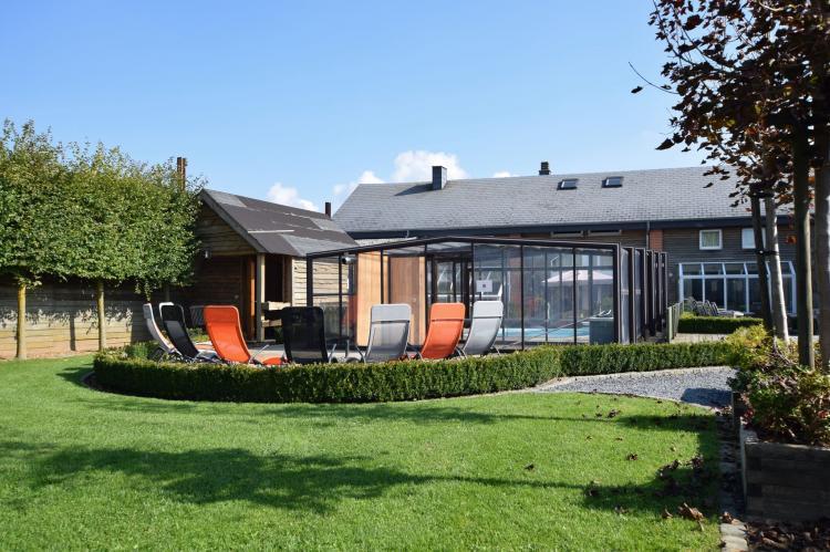 FerienhausBelgien - Ardennen, Luxemburg: Le Petit Baigneur  [9]
