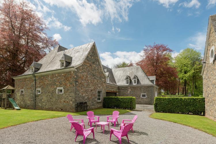 VakantiehuisBelgië - Ardennen, Luxemburg: Le Hameau du Château  [31]