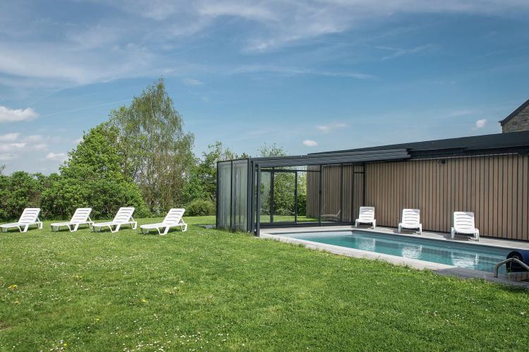 VakantiehuisBelgië - Ardennen, Luxemburg: Villa Borlon  [13]